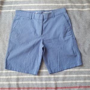 Khakis by GAP Boyfriend Roll-Up Shorts